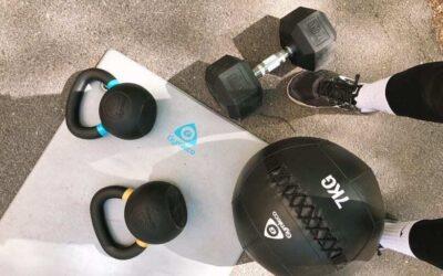 Svenska leverantören inom gymutrustning börjar sälja på Amazon ''vi såg en brist av kommersiell träningsutrustning till hemmet''