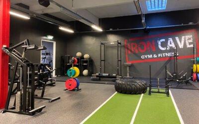 Gymleco besöker: Iron Cave, Karlshamns mest välplanerade gym?