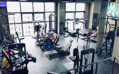 Exklusivt Gymleco showroom i Kina
