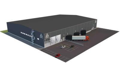 Gymleco expanderar: öppnar Europalager och logistikcenter på 10 000 kvm
